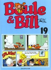 Boule & Bill t.19 - Intérieur - Format classique