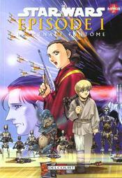 Star Wars - manga t.7 ; la menace fantôme - Intérieur - Format classique