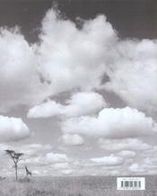 Photos D'Afrique - 4ème de couverture - Format classique