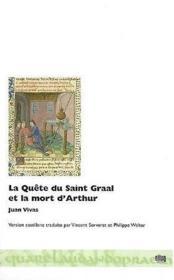 La quête du saint-graal et la mort d'arthur - Couverture - Format classique