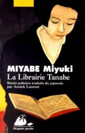 La librairie tanabe - Couverture - Format classique