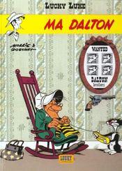 Lucky Luke t.38 ; Ma Dalton - Intérieur - Format classique