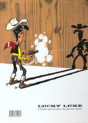 Lucky Luke t.38 ; Ma Dalton - 4ème de couverture - Format classique