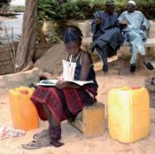 L'eau à palabres ; Sénégal - Couverture - Format classique