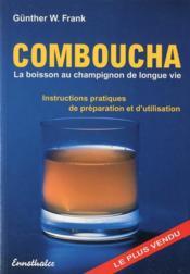 Kombucha La Boisson Au Champignon De Longue Vie - Couverture - Format classique