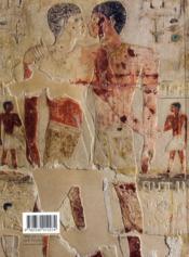 Mastabas de l'Egypte ancienne - 4ème de couverture - Format classique