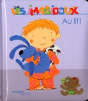 Imagidoux ; Au Lit - Couverture - Format classique