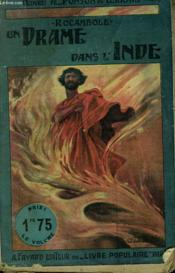 Rocambole. Tome 10 : Un Drame Dans L'Inde. Collection Le Livre Populaire N° 14. - Couverture - Format classique
