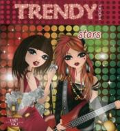 Vente livre :  Trendy Model ; Stars  - Collectif
