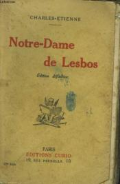 Notre-Dame De Lesbos - Couverture - Format classique