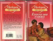 Etonne Moi D'Abord - The Marryong Kind - Couverture - Format classique