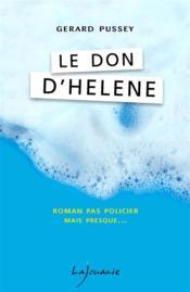 Le don d'Hélène - Couverture - Format classique