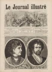 Journal Illustre (Le) N°45 du 08/11/1874 - Couverture - Format classique