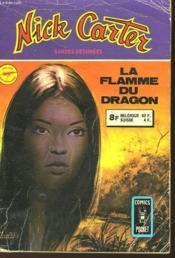 La Flamme Du Dragon - 1 Et 2 - Couverture - Format classique
