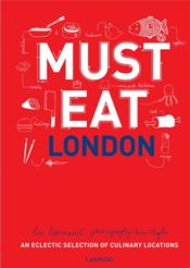 Must Eat London  - Luc Hoornaert - Kris Vlegels