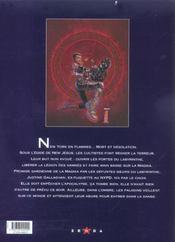 Magika t.3 ; paladin inc - 4ème de couverture - Format classique