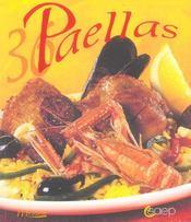 Paellas - Intérieur - Format classique