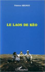 Le Laos de Kèo - Couverture - Format classique