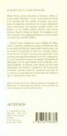 A Petites Foulees - 4ème de couverture - Format classique
