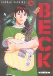 Beck t.19 - Couverture - Format classique