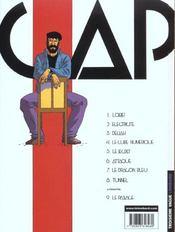 Capricorne t.8 ; tunnel - 4ème de couverture - Format classique