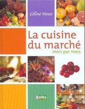 La cuisine du marche de Céline - Intérieur - Format classique