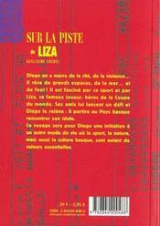 Sir La Piste De - 4ème de couverture - Format classique