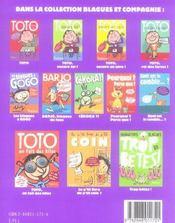 Le p'tit livre du p'tit coin t.2 - 4ème de couverture - Format classique