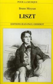 Liszt - Couverture - Format classique