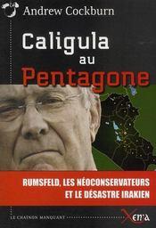 Caligula au pentagone - Intérieur - Format classique