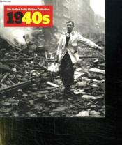 Decennies Du Xxeme Siecle 1940 - Couverture - Format classique