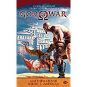 Vente livre :  God of war  - Matthew Stover - Robert E. Vardeman