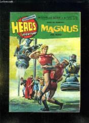 Heros De L Aventure N° 5. - Couverture - Format classique
