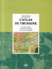 Vente  Atlas de trudaine  - Stephane Blond