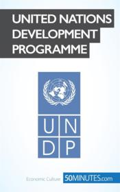 Vente livre :  United nations development programme  - Collectif