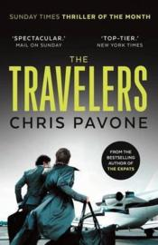 Vente livre :  THE TRAVELERS  - Chris Pavone