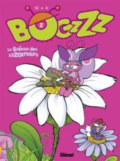 Bogzzz t.2 ; la saison des zzzamours - Couverture - Format classique