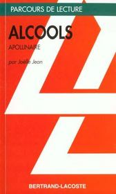 Alcools, d'Apollinaire - Intérieur - Format classique
