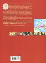 Atlas Mondial Du Moyen Age - 4ème de couverture - Format classique