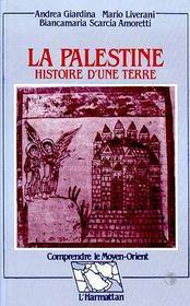 Palestine Histoire D'Une Terre - Intérieur - Format classique