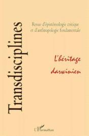 L'héritage darwinien - Couverture - Format classique