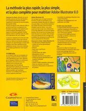 Adobe Illustrator 8 Ciab - 4ème de couverture - Format classique
