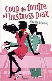 Coup De Foudre Et Business Plan - Intérieur - Format classique