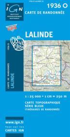 Lalinde - Couverture - Format classique