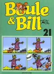 Boule & Bill T.21 - Intérieur - Format classique