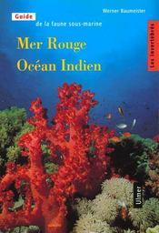 Mer rouge ocean indien - les invertebres t1 - Intérieur - Format classique