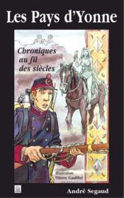Les pays d'Yonne - Couverture - Format classique