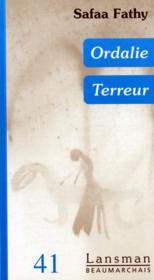 Ordalie terreur - Couverture - Format classique
