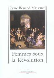 Femmes sous la revolution - Intérieur - Format classique