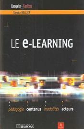 E-Learning - Intérieur - Format classique